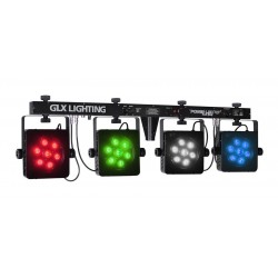 Led led bar lichtset powerled 47 dual focus (goedkoop)